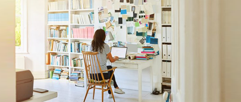 Easy ideas and tips to setup your workable home office