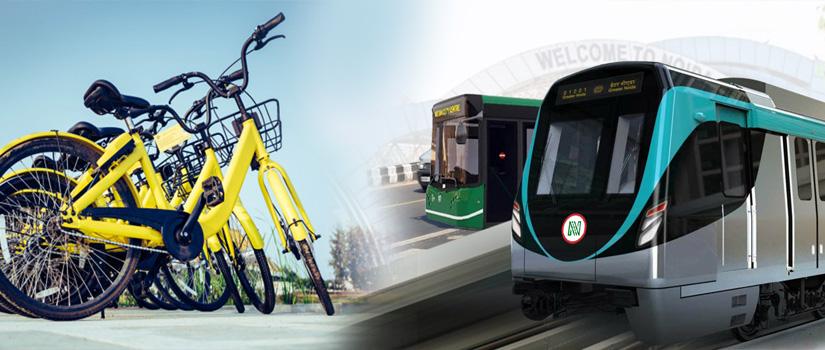 NMRC introduces E-cycle ride for Noida Metro
