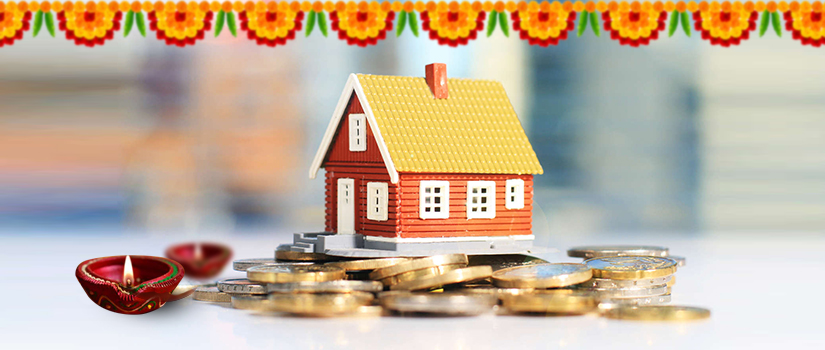Why is festive season the right time for investing in a property?
