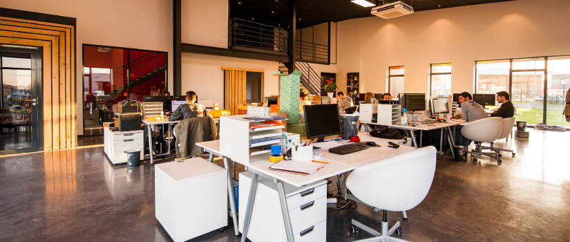 In Gurugram, Synq Work launched its first Co-working Office