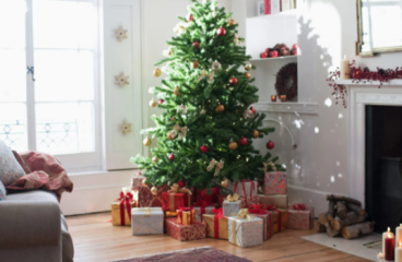 Beautify Your Living Room This Holiday Season