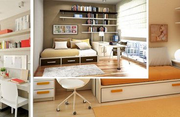 5 Tips to Design A Beautiful Study Room